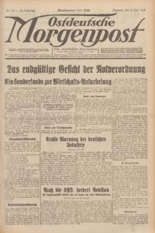 Ostdeutsche Morgenpost : erste oberschlesische Morgenzeitung. Jg.13, Nr. 151 (3 Juni 1931) + dod.