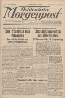 Ostdeutsche Morgenpost : erste oberschlesische Morgenzeitung. Jg.13, Nr. 156 (8 Juni 1931)