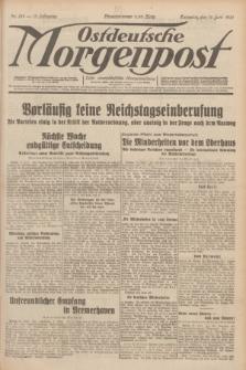 Ostdeutsche Morgenpost : erste oberschlesische Morgenzeitung. Jg.13, Nr. 159 (11 Juni 1931) + dod.
