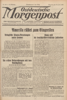 Ostdeutsche Morgenpost : erste oberschlesische Morgenzeitung. Jg.13, Nr. 168 (20 Juni 1931) + dod.