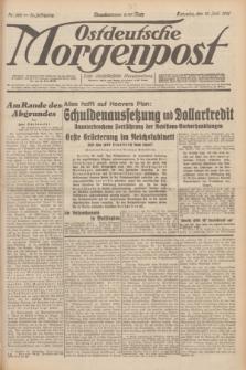 Ostdeutsche Morgenpost : erste oberschlesische Morgenzeitung. Jg.13, Nr. 169 (21 Juni 1931) + dod.