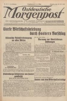 Ostdeutsche Morgenpost : erste oberschlesische Morgenzeitung. Jg.13, Nr. 171 (23 Juni 1931) + dod.