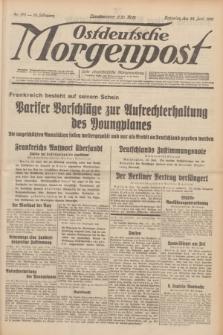 Ostdeutsche Morgenpost : erste oberschlesische Morgenzeitung. Jg.13, Nr. 173 (25 Juni 1931) + dod.