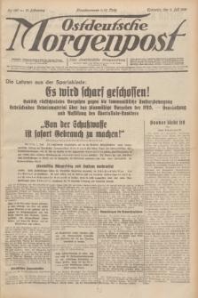 Ostdeutsche Morgenpost : erste oberschlesische Morgenzeitung. Jg.13, Nr. 180 (2 Juli 1931) + dod.