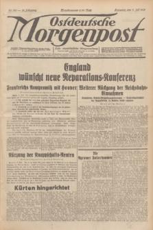 Ostdeutsche Morgenpost : erste oberschlesische Morgenzeitung. Jg.13, Nr 181 (3 Juli 1931) + dod.