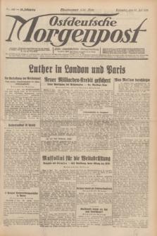 Ostdeutsche Morgenpost : erste oberschlesische Morgenzeitung. Jg.13, Nr. 188 (10 Juli 1931) + dod.