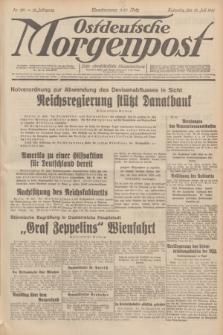 Ostdeutsche Morgenpost : erste oberschlesische Morgenzeitung. Jg.13, Nr. 191 (13 Juli 1931)