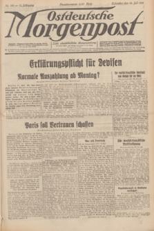 Ostdeutsche Morgenpost : erste oberschlesische Morgenzeitung. Jg.13, Nr. 196 (18 Juli 1931) + dod.