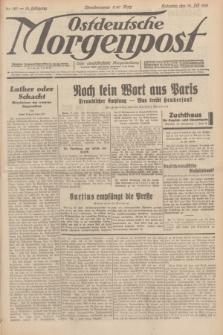 Ostdeutsche Morgenpost : erste oberschlesische Morgenzeitung. Jg.13, Nr. 197 (19 Juli 1931) + dod.
