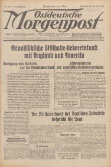 Ostdeutsche Morgenpost : erste oberschlesische Morgenzeitung. Jg.13, Nr. 208 (30 Juli 1931) + dod.