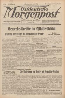 Ostdeutsche Morgenpost : erste oberschlesische Morgenzeitung. Jg.13, Nr. 238 (29 August 1931) + dod.