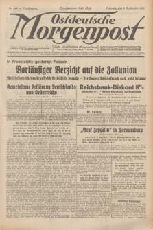 Ostdeutsche Morgenpost : erste oberschlesische Morgenzeitung. Jg.13, Nr. 242 (2 September 1931) + dod.