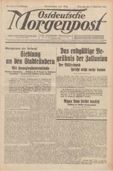 Ostdeutsche Morgenpost : erste oberschlesische Morgenzeitung. Jg.13, Nr. 248 (8 September 1931) + dod.