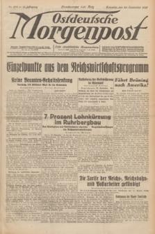 Ostdeutsche Morgenpost : erste oberschlesische Morgenzeitung. Jg.13, Nr. 270 (30 September 1931)