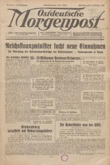 Ostdeutsche Morgenpost : erste oberschlesische Morgenzeitung. Jg.13, Nr. 272 (2 Oktober 1931)