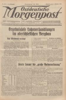 Ostdeutsche Morgenpost : erste oberschlesische Morgenzeitung. Jg.13, Nr. 276 (6 Oktober 1931)
