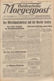 Ostdeutsche Morgenpost : erste oberschlesische Morgenzeitung. Jg.13, Nr. 293 (23 Oktober 1931)