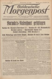 Ostdeutsche Morgenpost : erste oberschlesische Morgenzeitung. Jg.13, Nr. 303 (2 November 1931)