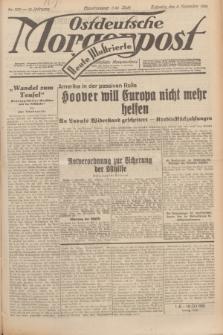 Ostdeutsche Morgenpost : erste oberschlesische Morgenzeitung. Jg.13, Nr. 309 (8 November 1931) + dod.
