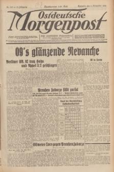 Ostdeutsche Morgenpost : erste oberschlesische Morgenzeitung. Jg.13, Nr. 310 (9 November 1931)