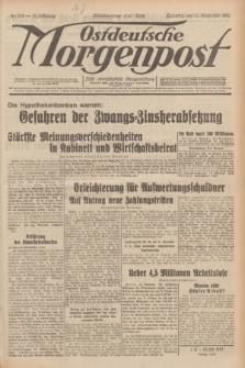 Ostdeutsche Morgenpost : erste oberschlesische Morgenzeitung. Jg.13, Nr. 312 (11 November 1931)