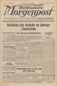 Ostdeutsche Morgenpost : erste oberschlesische Morgenzeitung. Jg.13, Nr. 313 (12 November 1931)
