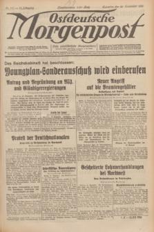 Ostdeutsche Morgenpost : erste oberschlesische Morgenzeitung. Jg.13, Nr. 321 (20 November 1931)