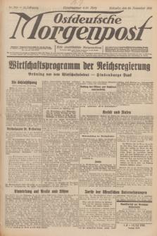 Ostdeutsche Morgenpost : erste oberschlesische Morgenzeitung. Jg.13, Nr. 325 (24 November 1931)