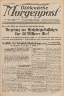 Ostdeutsche Morgenpost : erste oberschlesische Morgenzeitung. Jg.13, Nr. 327 (26 November 1931)