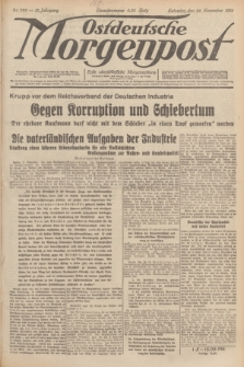 Ostdeutsche Morgenpost : erste oberschlesische Morgenzeitung. Jg.13, Nr. 329 (28 November 1931)