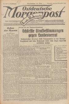 Ostdeutsche Morgenpost : erste oberschlesische Morgenzeitung. Jg.13, Nr. 330 (29 November 1931) + dod.