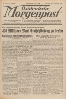 Ostdeutsche Morgenpost : erste oberschlesische Morgenzeitung. Jg.13, Nr. 332 (1 Dezember 1931)