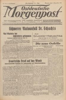 Ostdeutsche Morgenpost : erste oberschlesische Morgenzeitung. Jg.13, Nr. 334 (3 Dezember 1931)