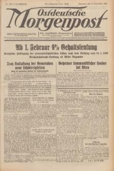 Ostdeutsche Morgenpost : erste oberschlesische Morgenzeitung. Jg.13, Nr. 339 (8 Dezember 1931)