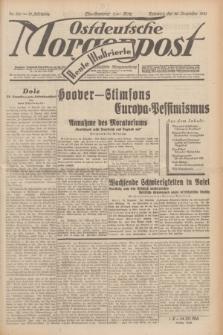 Ostdeutsche Morgenpost : erste oberschlesische Morgenzeitung. Jg.13, Nr. 351 (20 Dezember 1931) + dod.