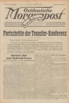 Ostdeutsche Morgenpost : Führende Wirtschaftszeitung. Jg.16, Nr. 140 (27 Mai 1934) + dod.