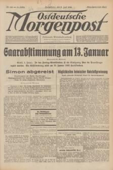 Ostdeutsche Morgenpost : Führende Wirtschaftszeitung. Jg.16, Nr. 146 (2 Juni 1934)