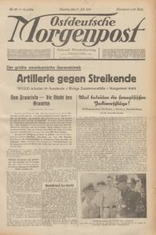 Ostdeutsche Morgenpost : Führende Wirtschaftszeitung. Jg.16, Nr. 191 (17 Juli 1934)