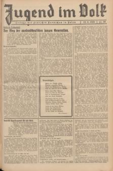 Jugend im Volk : Beilage der Deutschen Rundschau in Polen. 1936, Nr. 36 (13 September)