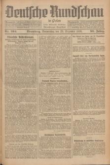 Deutsche Rundschau in Polen : früher Ostdeutsche Rundschau, Bromberger Tageblatt. Jg.50, Nr. 294 (23 Dezember 1926) + dod.