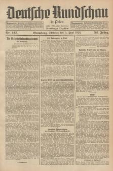 Deutsche Rundschau in Polen : früher Ostdeutsche Rundschau, Bromberger Tageblatt. Jg.52, Nr. 127 (5 Juni 1928) + dod.