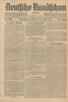 Deutsche Rundschau in Polen : früher Ostdeutsche Rundschau, Bromberger Tageblatt. Jg.52, Nr. 236 (13 Oktober 1928) + dod.