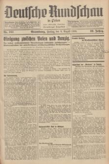 Deutsche Rundschau in Polen : früher Ostdeutsche Rundschau, Bromberger Tageblatt. Jg.59, Nr. 181 (9 August 1935) + dod.