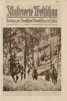 Illustrierte Weltschau : Beilage zur Deutschen Rundschau in Polen. 1931, Nr. 26 ([1 Juli])