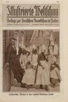 Illustrierte Weltschau : Beilage zur Deutschen Rundschau in Polen. 1934, Nr. 2 ([14 Januar])