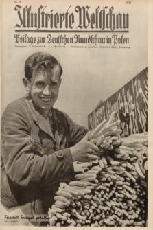Illustrierte Weltschau : Beilage zur Deutschen Rundschau in Polen. 1935, nr 20 (19 Mai)
