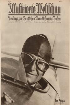 Illustrierte Weltschau : Beilage zur Deutschen Rundschau in Polen. 1935, nr 36 (8 September)