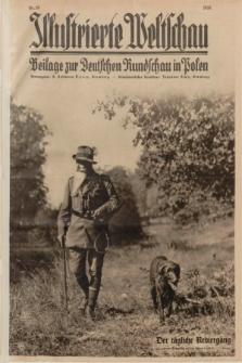 Illustrierte Weltschau : Beilage zur Deutschen Rundschau in Polen. 1935, nr 39 (29 September)