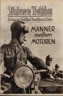 Illustrierte Weltschau : Beilage zur Deutschen Rundschau in Polen. 1936, Nr. 48 ([29 November])