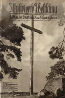 Illustrierte Weltschau : Beilage zur Deutschen Rundschau in Polen. 1937, Nr. 8 ([21 Februar])